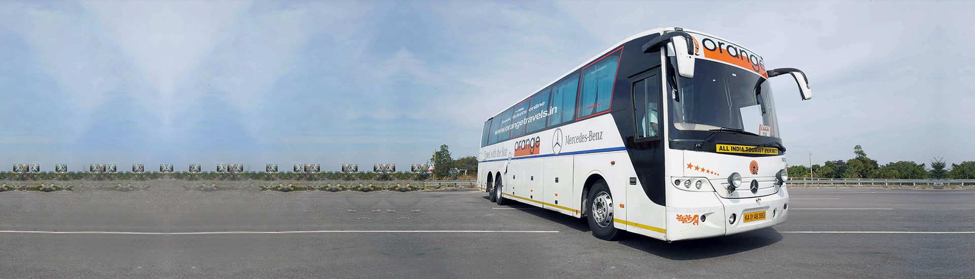 Online Bus Ticket Booking Orange Travels